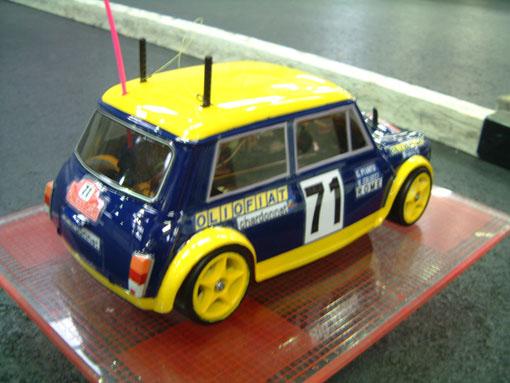 1976 Monte Carlo GITANES A110